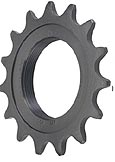 Track 7600 sprocket 15T 1/2in x 1/8