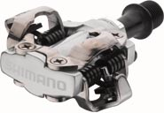 MTB SPD Pedals - Two sided mechanism
