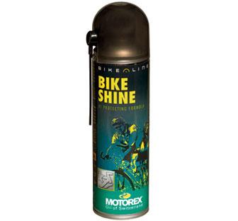 Bike Shine aerosol